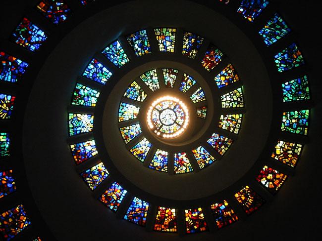 spiral-stain-glass